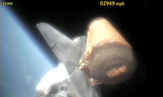 ド迫力の映像!! NASAロケット打ち上げから帰還するまで/生の音響をスカイウォーカー・サウンドが担当