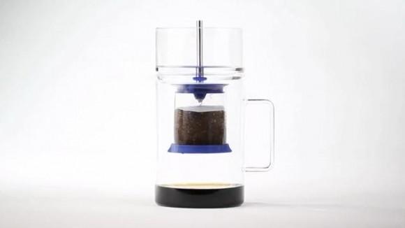 お家で手軽に本格水出しアイスコーヒーが飲めちゃう/ただいま発売に向けて出資者募集中!