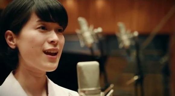「海上自衛隊の歌姫」のデビューアルバムがランキング初登場1位/ネットの声「ジブリ作品で歌ってください」「すばらしい!!」