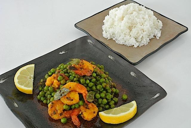 スパイスも自分で調合してみよう! インドの母直伝「海老とお豆のヘルシーマサラ」/外国人のご飯レシピ〜インド編〜