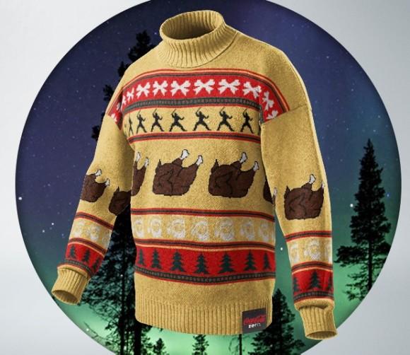 コカ・コーラ社がダサダサなセーターをデザインできちゃうサイトをオープン!! 「ダサいセーターコンテスト」も実施中だよ!