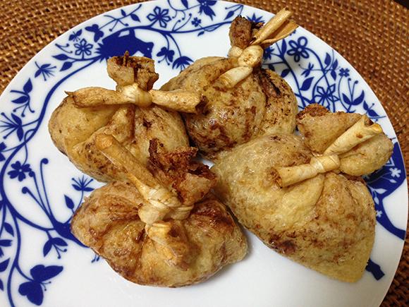 【ごちそうさんレシピ】サクッフワッネト〜ッ!! 西門さんが納豆嫌いを克服した、め以子特製「納豆巾着揚げ」があまりに旨そうなので作ってみた
