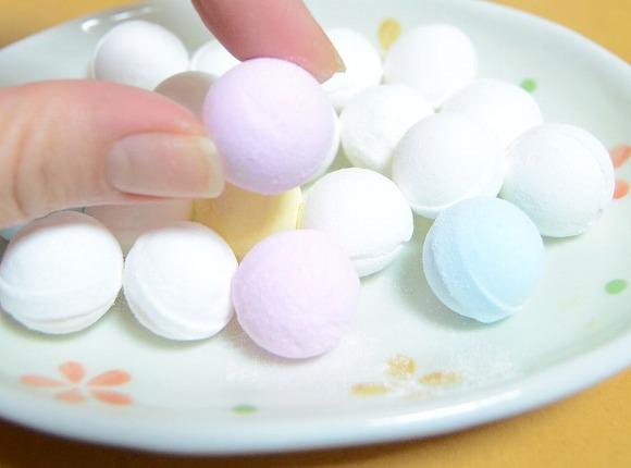【かわいい奈良】イコマ製菓本舗の「レインボーラムネ」 / 待っても並んでもなかなか買えない「幻のラムネ」だよッ!!!