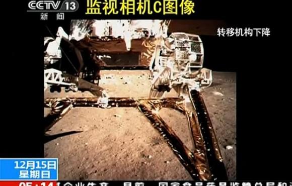 【動画】中国の無人探査機が初の月面着陸に成功する様子 / 一方で米国は強く懸念