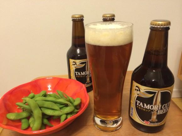 タモリさんプロデュースのビール「タモリカップビール」を飲んでみた! コクがあるのに後味スッキリ&美味しすぎてドンドン飲めちゃうよー!!