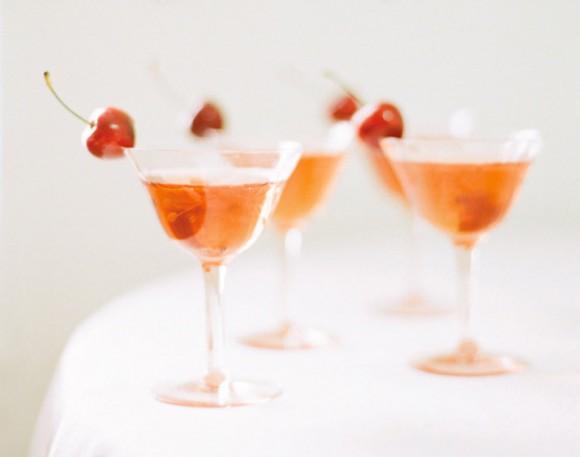 バレンタインや女子会に重宝しそう! スイーツからドリンクまで完全網羅した「さくらんぼ」レシピ♪