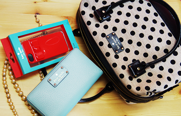 【Pouch★読プレ】BUYMAより「kate spade」のバッグ・長財布・iPhoneケースを各1名様に豪華プレゼント〜!!