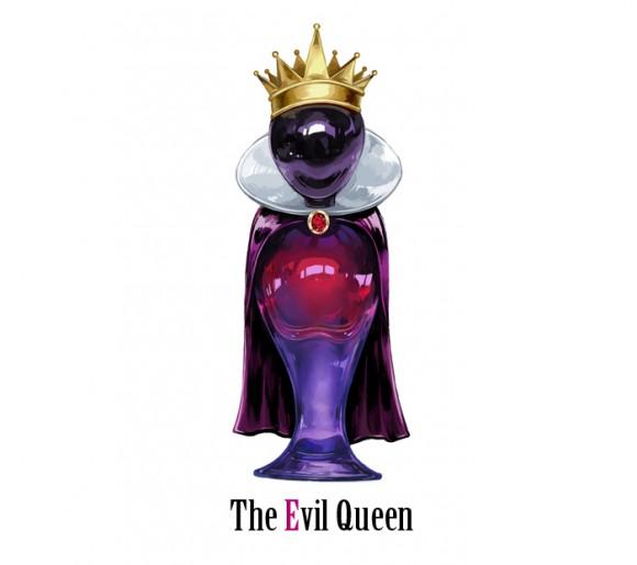 日本人がデザインした「ディズニーの悪役をイメージした香水瓶」が海外を中心に話題沸騰中!!