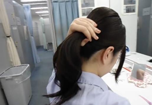11000いいね! ANAのCAさんが教える髪の毛のまとめ方が超参考になるぅ~!!