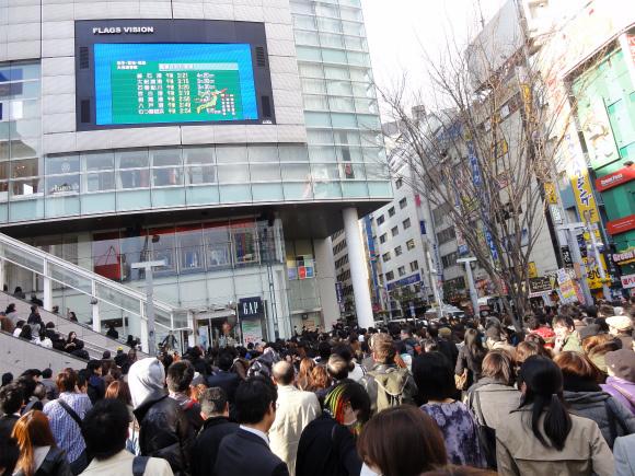 【東日本大震災から3年】3年前の3月11日、みんなどこで何してた?