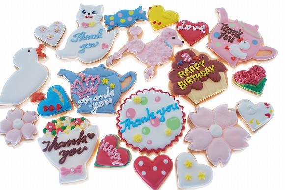 【ホワイトデー】アメリカ生まれの超キュートなアイシングクッキー「ベリーデコ」 / 神戸マルイに期間限定オープンしてるよ♪