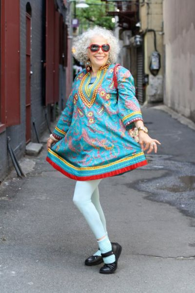 こんなふうに年をとりたいっ!! 海外の超ファッショナブルなオシャレおじいちゃん・おばあちゃん画像集