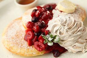 フレンチトースト風のパンケーキだってぇ~!? 池袋のカフェでふわふわ食感の「フレンチパンケーキ」が食べられるよ♪