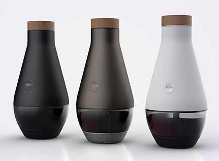 水がワインに変身!? たったの3日で自宅でワインが作れちゃう「ミラクルマシーン」が超気になるぅ!