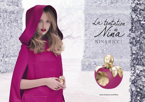 【4月11日の新発売】ニナリッチ×ラデュレのマカロンみたいなフレグランス!? バラ色のリンゴ型ボトルもめちゃメルヘンな春限定の香りだよ♪