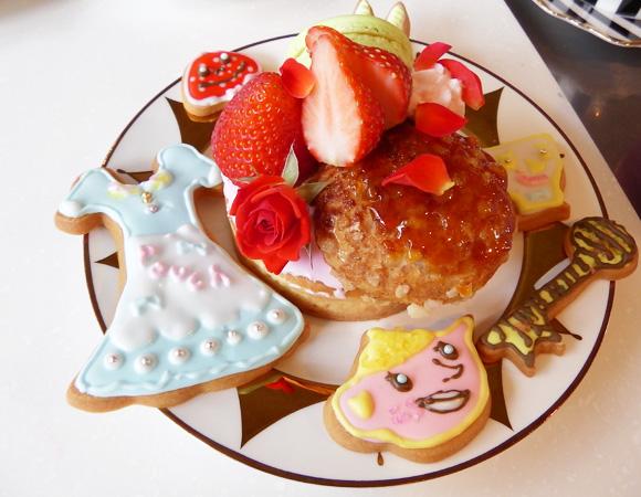 【かわいすぎる】メルヘン世界に包まれてお菓子を学べる「濃厚すぎるハイパーお菓子教室」を発見! 記者も作りに行ってみました!!(動画あり)