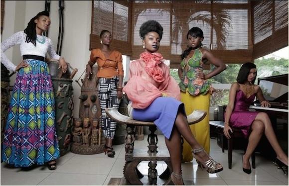 ファッション・恋・アフリカ事情と見所満載!! アフリカ版セックス・アンド・ザ・シティ「An African City」