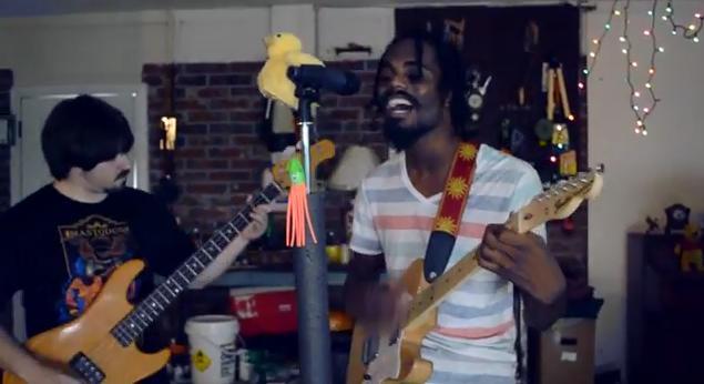 YouTubeで発見ッ! 黒人ボーカルバンドが「スーパーカー」の名曲「クリームソーダ」を完璧にカバーしてるぅ!!