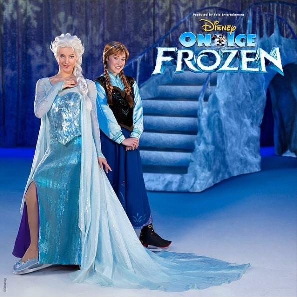 アナとエルサが実写化された画像の「これじゃない感」をご覧あれ / 『アナと雪の女王』が米国ディズニー・オン・アイスに登場