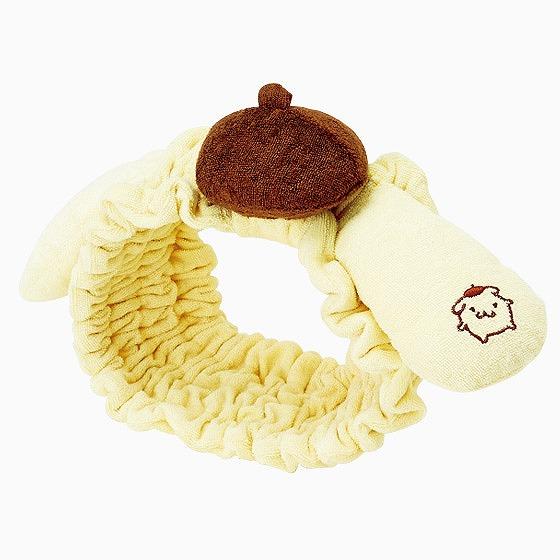 サンリオの人気キャラ「ポムポムプリン」になりきれちゃう!? ベレー帽&ワンコ耳がついたヘアターバンがキュート♪
