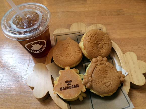 オシャレーーーー!! 桜新町にオープンしたサザエさん公式カフェ「リアン・ドゥ・サザエさん」に行ってみた!