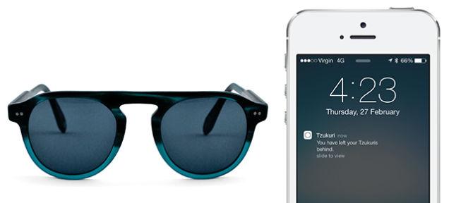 忘れんぼさんもコレで安心!? 置き忘れたことをiPhoneがアラームでお知らせしてくれるサングラスが発明される