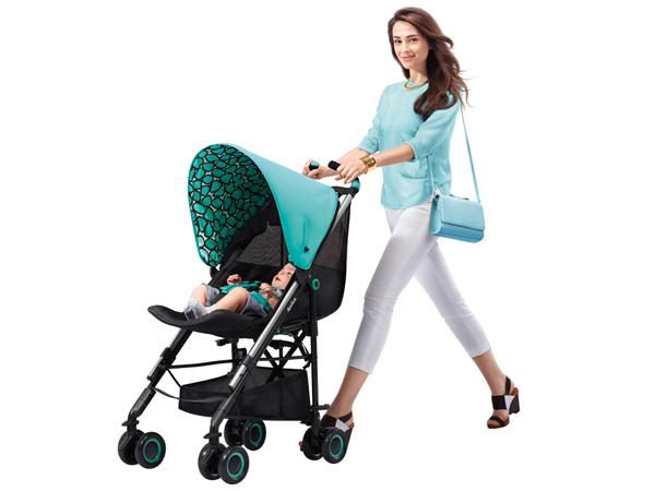 世のママパパたちに朗報! 赤ちゃんを抱っこしたまま片手で開け閉めできるスタイリッシュベビーカーが新登場したらしいよぉ!!