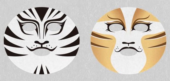 【6月29日発売】歌舞伎の次は劇団四季! ミュージカル「キャッツ」のメイクスタッフが監修を担当した「キャッツフェイスパック」が激カワなりよ!!