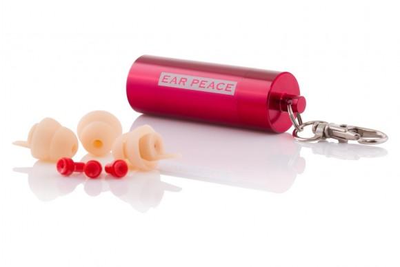 大音量からくる「耳キーン」とはもうさよなら! 遮音性を調節することができる夏フェスの新必需品「イヤーピース」