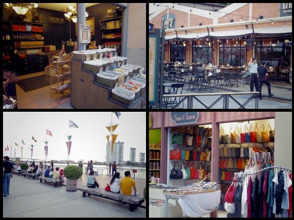 【旅ガール in タイ】ここに来ればなんでもそろう! バンコクのオシャレな最新・超巨大マーケット / レストランは40軒、服・雑貨屋は1500軒以上もあるのだ