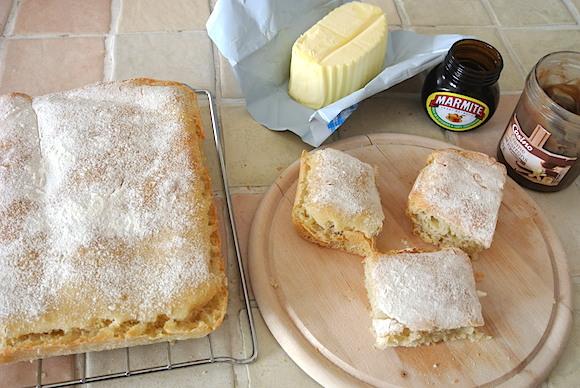 【超絶簡単!】フランス人も絶賛の「しゃもじとボウルで作る画期的なフランス風パン」