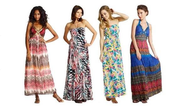 今年も大流行のマキシ丈ワンピ、その人気の秘密は? 着ると70%の女性は「スタイルがよくなったみたい」と感じてるらしいぞー!