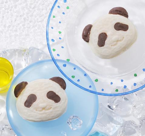 パンダ、冷えてます!? 銀座コージーコーナー上野公園ルエノ店にひんやりヒエヒエ「冷やしパンダ焼き」が登場!