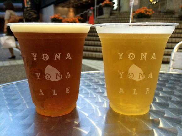 よなよなエールの生&限定レアビールをお外で飲むという贅沢……! 赤坂アークヒルズ内にオープンしたビアガーデン「よなよな BEER GARDEN」に行ってみた!
