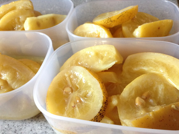 3カ月前に仕込んだ魔法の新調味料「塩レモン」がついに完成! これを使ったメチャウマ「塩レモンレシピ」を大公開するよー!