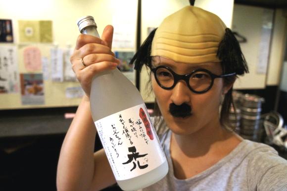 【乙女のハゲ割☆検証】はたして「ハゲのカツラ」は割引対象になるか? 赤坂の「ハゲ割」居酒屋に行ってきた / トドやサソリ料理も堪能