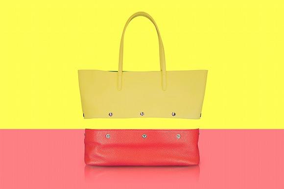 レザーバッグを自分好みのカラーに着せ替えできる! 日本のカバン職人が作る「QUAEL」が新発売されたなり♪
