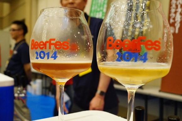 ビールの新しい楽しみ方! ビアフェス2014でビールの認識がガラリと変わったよ!