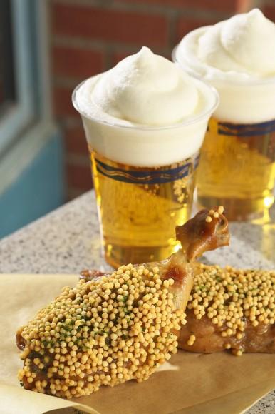 【東京ディズニーシー裏ワザ】TDSはテラス席こそオススメ! 「期間限定テラス席メニュー」のビールやおつまみとともに美しい景色を楽しんじゃお☆