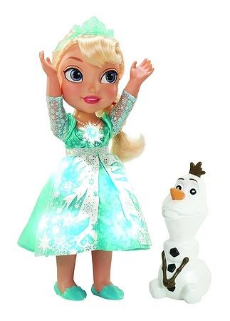新発売「アナと雪の女王」のエルサドールが高性能すぎッ / 大ヒット曲が流れるシンギングモード&エルサがおしゃべりするトーキングモード!!!