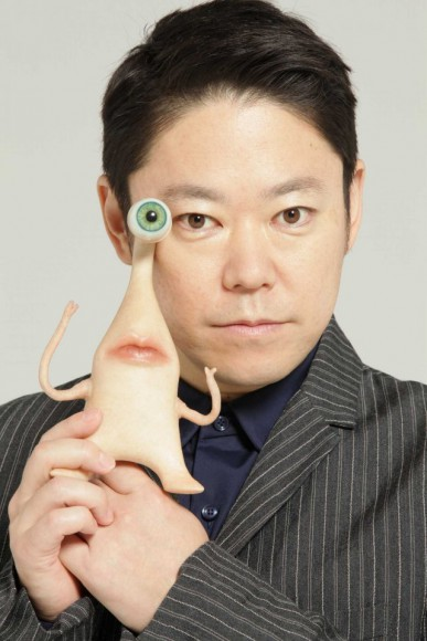 実写映画「寄生獣」のミギー役が阿部サダヲさんに決定!/ ツイッターの声「そう来たか!」「ピッタリ! 早く観たい!」