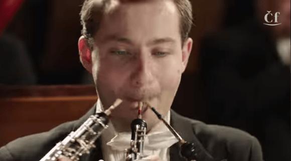 音楽の授業で見たかった! チェコ・フィルハーモニー管弦楽団のCMがブッ飛んでる〜ッ!!