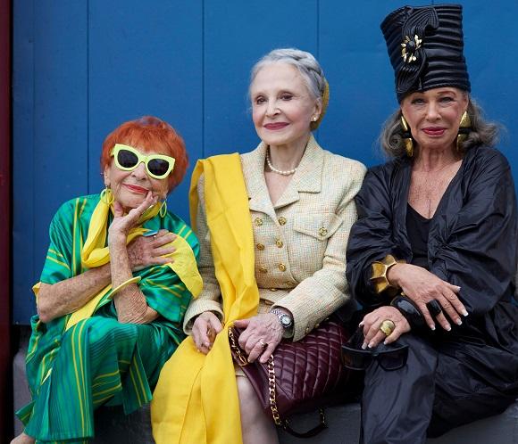 ニューヨークのおばあちゃまが強烈にステキ! ファッションスナップサイト「Advanced Style」の映画版が近々米国で公開予定!