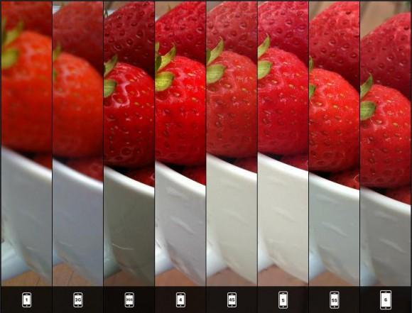【iPhone/ 全機種比較】写りの違いが一目瞭然! 初代iPhoneからiPhone6までを完全比較した画像が興味深い
