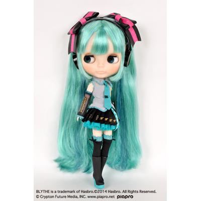 「初音ミク」×「ブライス」コラボ人形が登場!! ネットの声「欲しい!! でも2万円……高い……」