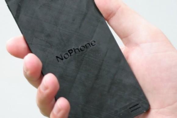 新型ケータイ「noPhone」登場! 電話・ネット・メール機能一切ナシという衝撃仕様にスマホ依存症も大満足!?