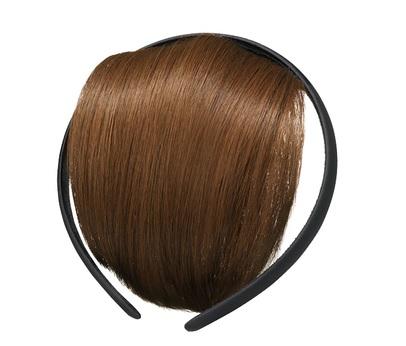 こんなの欲しかった!! 簡単にイメチェンできちゃう「前髪付きカチューシャ」がただいま人気上昇中!