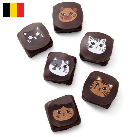 ニャンコ好き大集合~!! ツンデレねこ×ベルギーチョコ職人の「ねこチョコ」がたまらないかわいさ