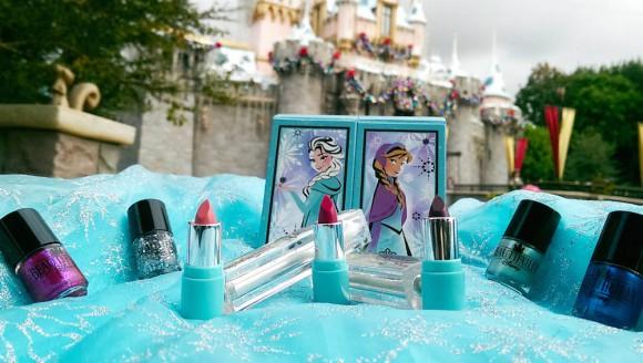 【ほしい】アメリカ国内ディズニーリゾートでしか購入することができない「アナと雪の女王」コスメが可愛すぎるぅぅぅ!!
