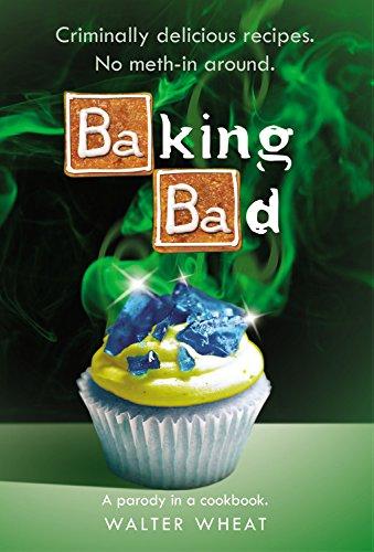 【こんなの欲しかった】キケンなカップケーキ!? 人気海外ドラマ「ブレイキング・バッド」のパロディーレシピ本が発売されたよぉ~!!